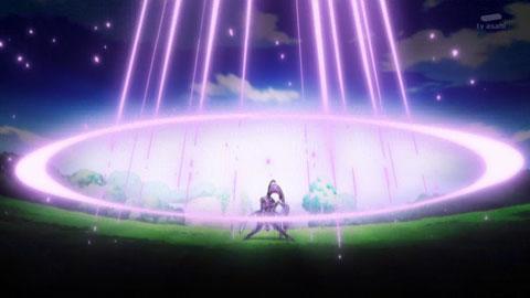 【スイートプリキュア♪】第23話「ザザ~ン!涙は世界で一番ちいさな海ニャ!」