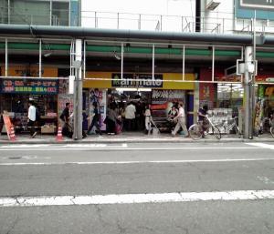 アニメイト日本橋店