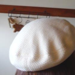 ベレー帽up!!