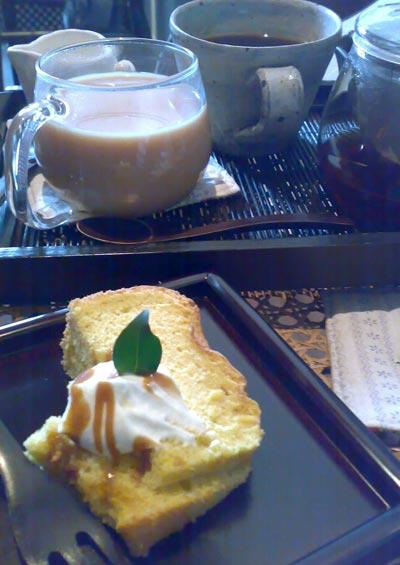 Cafe de market*