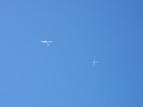 20091227飛行納め01
