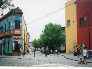 私の海外旅行履歴 その4 アルゼンチン