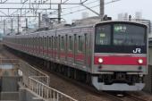 JR-E keio-205-n