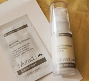 Murad Eye Treat Complex & AHA/BHA EXfoliating Cleanser