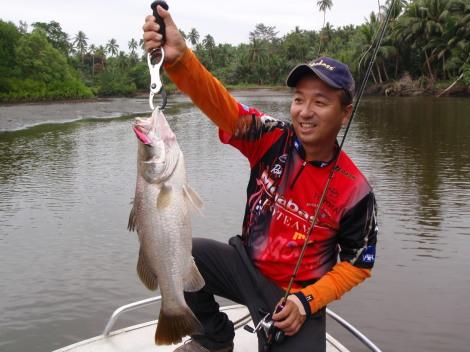 パプアニューギニア釣行 2009年8月 -その3-