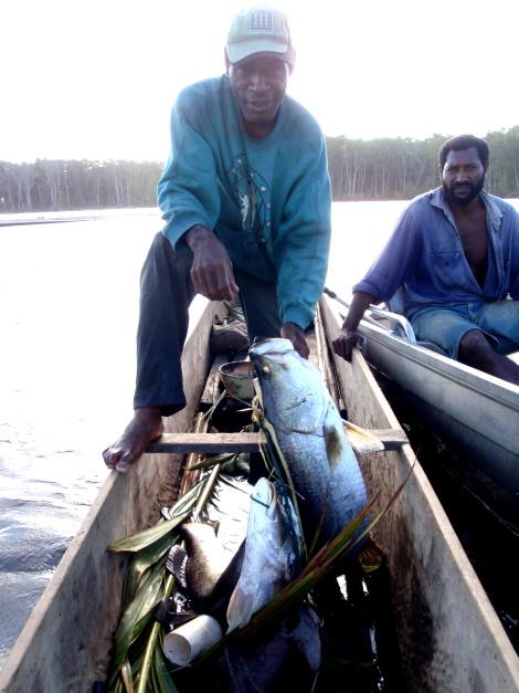 パプアニューギニア釣行 2009年8月 -その4-