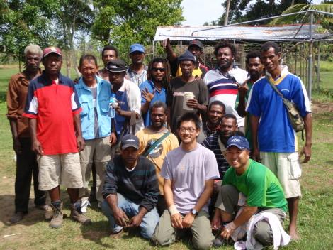 パプアニューギニア釣行 2009年8月 -その6-