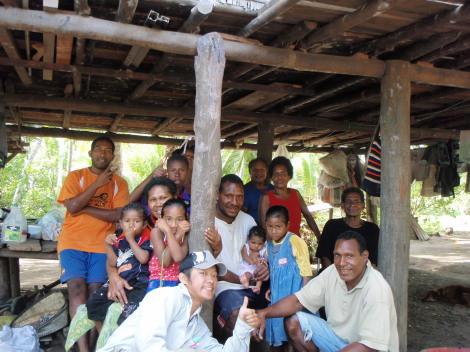 パプアニューギニア 「うるるん釣行」