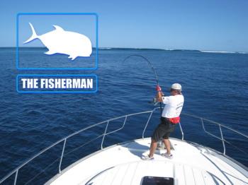 釣りビジョン 「THE FISHERMAN」